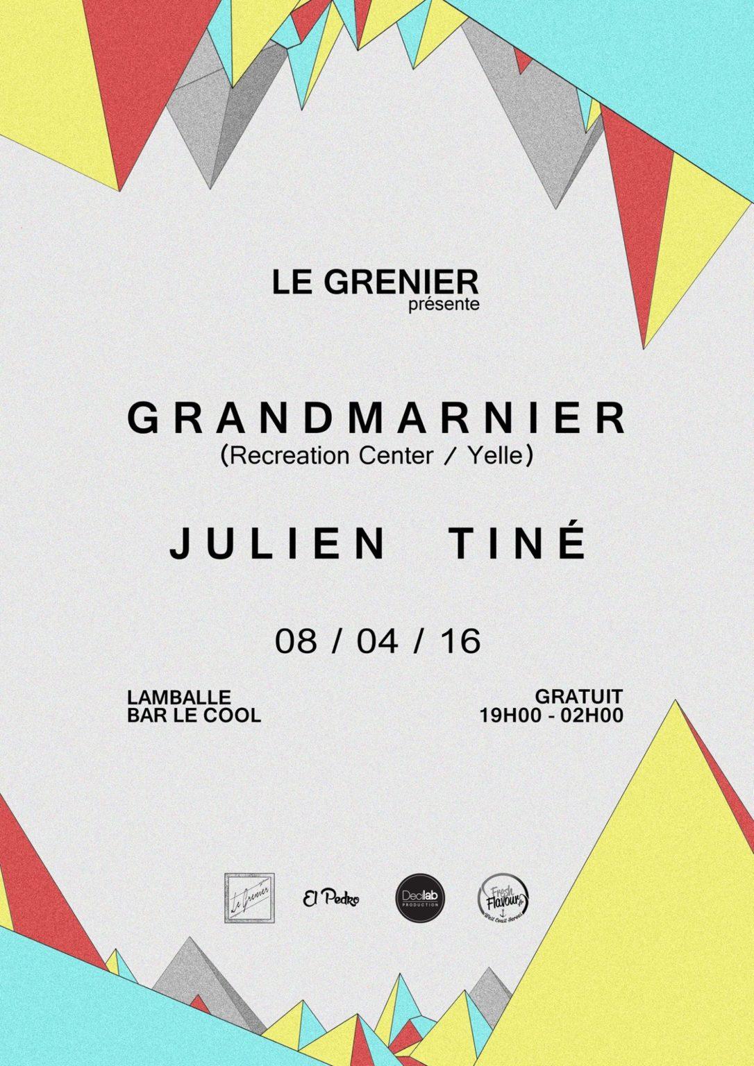 Le Grenier présente | Affiche