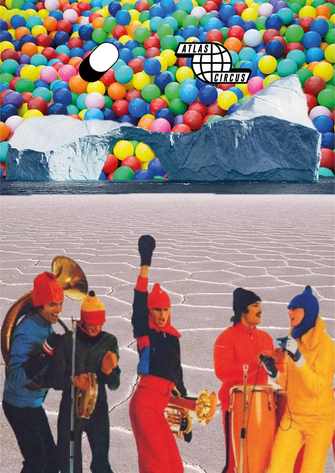 Visuel   Capsule x Atlas Circus au Cool