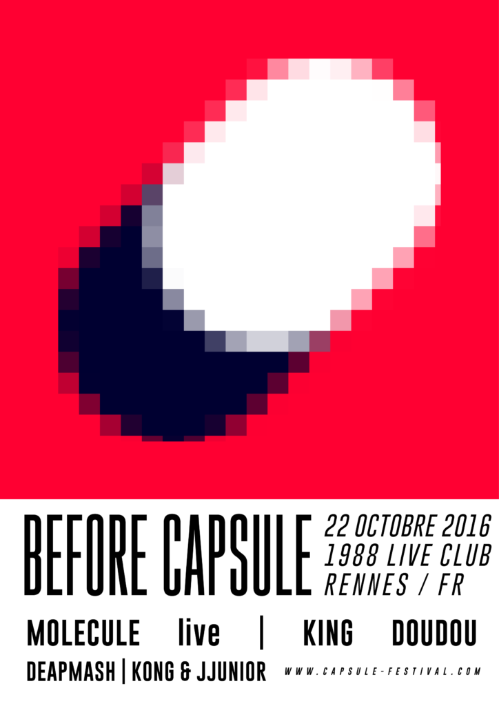 Before Capsule 2016 | Affiche