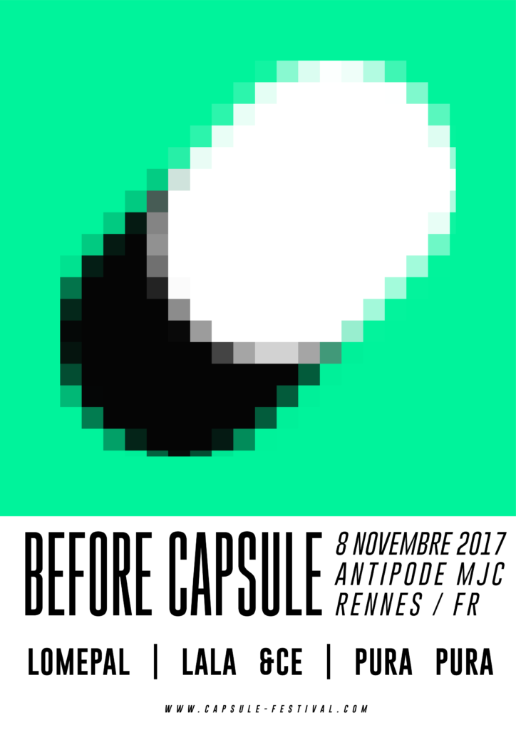 Before Capsule 2017 | Affiche